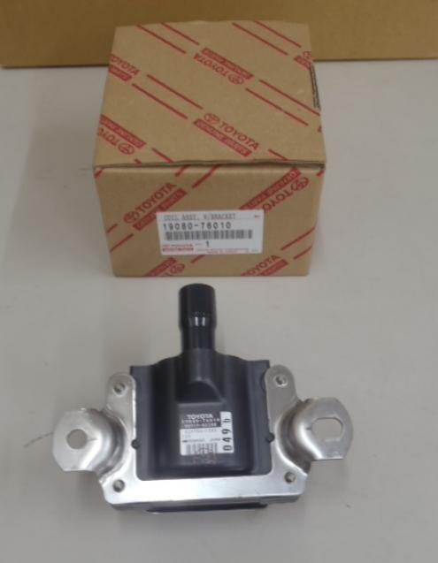 Genuine Toyota Parts 19080-76010 Coil Assy W//Bracket