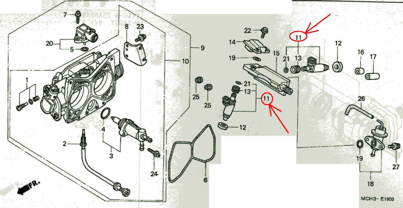 2007 honda vtx 1800 wiring diagram vtx 1800 engine diagram